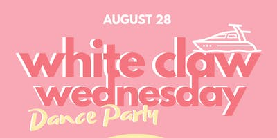 WHITE CLAW WEDNESDAY (BOTTOMLESS CLAWS) AT 1904 MUSIC HALL