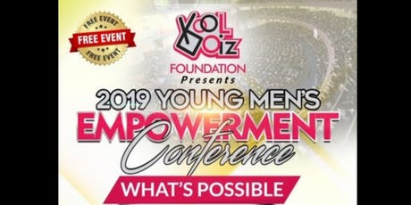 Kool Boiz Foundation 2019 Young Men's Empowerment Conference tickets