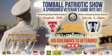 2019 Veterans Game Nite Out and Patriotic Show tickets
