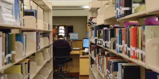 Special Library Tour: Reading & Visualizing Power Structures