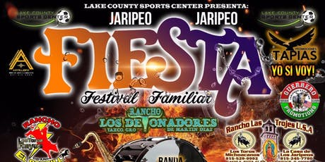 Waukegan's Fiesta Jaripeo tickets