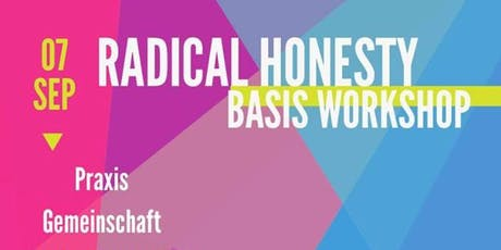Radical Honesty Basis-Workshop in Stralsund Tickets