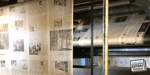 The Buffalo News Building and Press Tour - Subscriber EXTRA! Event