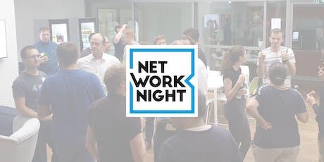 Studitemps Network Night Frankfurt Tickets