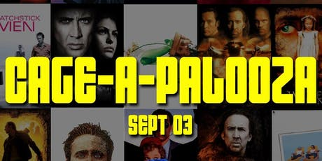 BFQ presents Cage-A-Palooza tickets