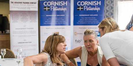 23 August - Cornish Partnerships in partnership with the Innovation Centres tickets
