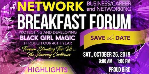 2019 Business-Career-Networking Breakfast Forum