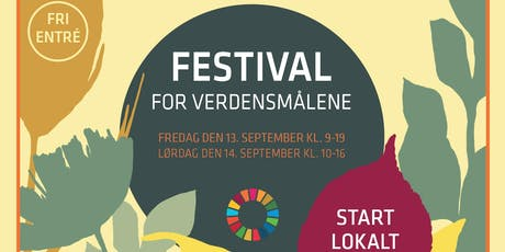 Festival For Verdensmålene tickets
