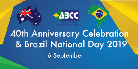 ABCC 40th Anniversary & Brazil National Day tickets