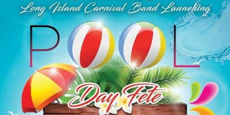 Band Launch Fundraiser Pool Party Day Fete tickets