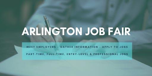 Arlington Job Fair - September 10, 2019 Job Fairs & Hiring Events in Arlington VA