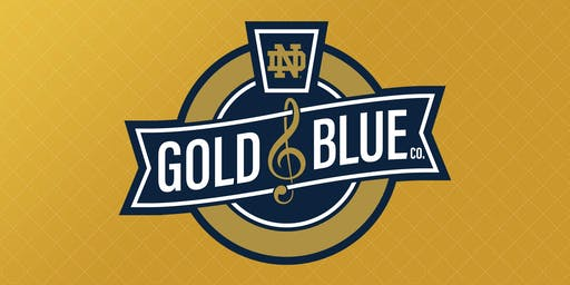 The Gold & Blue Co. Concert