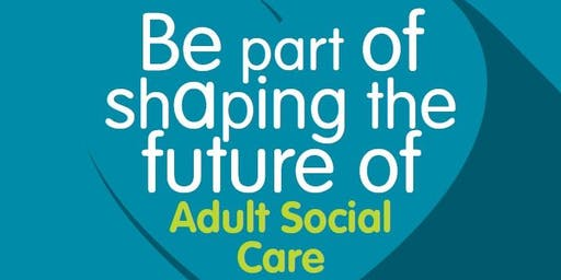 Adult Social Care (Kirklees) Joint Co-Production Workshop