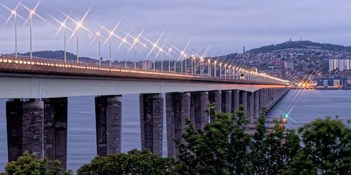 The Rainbow Bridge Walk for LGBT Youth Scotland
