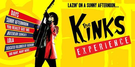 The Kinks Experience  tickets