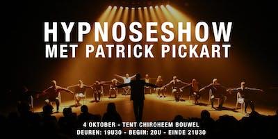 Hypnoseshow met Patrick Pickart