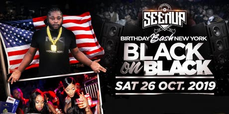 BLACK ON BLACK 2019 tickets