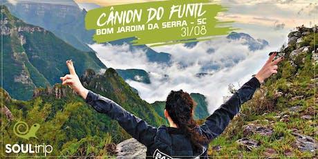 28/09/2019 - Trilhando Bom Jardim da Serra/SC II ingressos