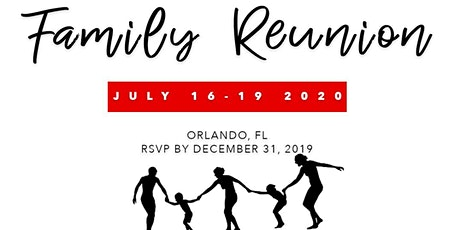 Bridging The Gap To A Strong Connection - Family Reunion tickets