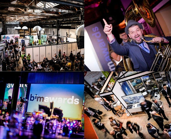 BIM Show Live & BIM Awards 2020 image