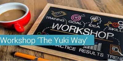 Yuki Workshop   Hou je administratie bij volgens The Yuki Way