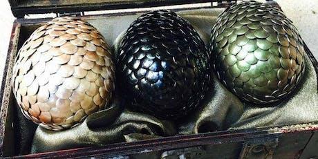 DIY Targaryen Dragon Eggs tickets
