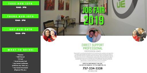 DSP Job Fair