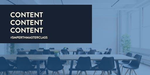 Content Marketing – Creation, Curation & Strategies [MASTERCLASS]