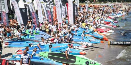 SUP Jedermann Rennen | ICF SUP World Cup Scharbeutz  Tickets