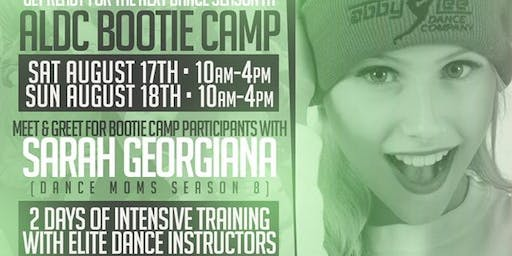 "Abby Lee Dance Studio ""Bootie"" Camp 2019"