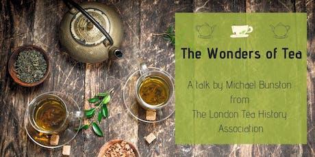 The Wonders of Tea tickets