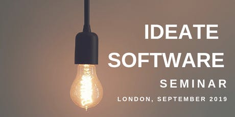 Ideate Software London Seminar for Revit Users tickets