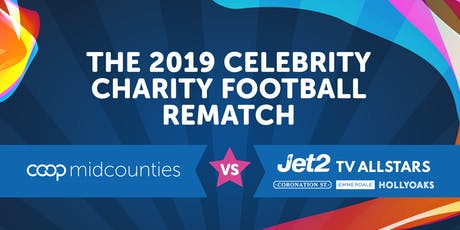 Jet2 TV Allstars VS The Midcounties Co-operative tickets