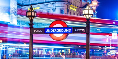 London Long Exposure, Light Trails and Night Photography Workshop tickets