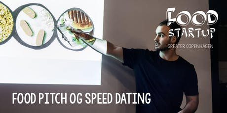 Food Pitch og Speed Dating  tickets