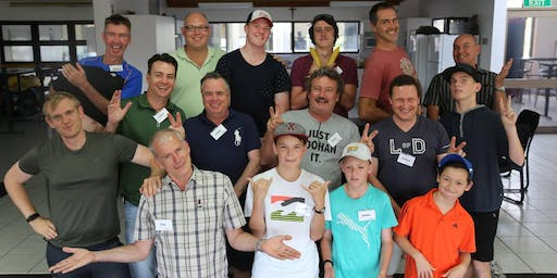 2020 Building Bridges Wkd Program for Teenage Boys & Girls (Brisbane)!!