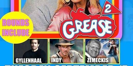 Big Film Quiz: September 2019 tickets