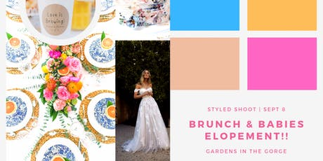 Brunch Styled Shoot with P. Chevalley Artistry tickets