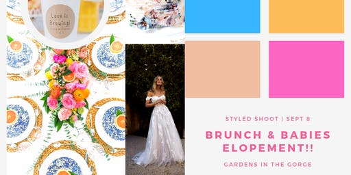 Brunch Styled Shoot with P. Chevalley Artistry
