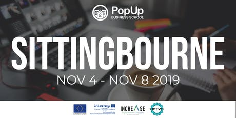 Sittingbourne - PopUp Business School | Making Money From Your Passion tickets