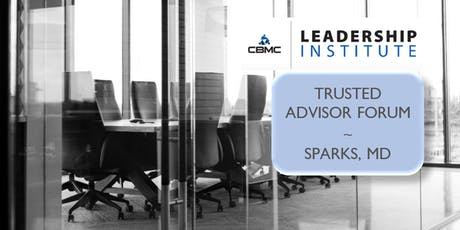 Trusted Advisor Forum - Sparks, MD tickets
