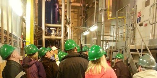 Heritage Open Days 2019: Manx Utilities - Pulrose Power Station