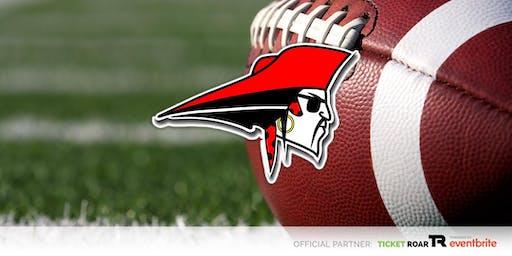 Perry vs Lakeside Varsity Football