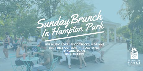 Sunday Brunch in Hampton Park tickets
