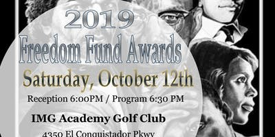 Manatee County Branch of NAACP 2019 Freedom Fund Banquet