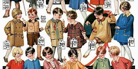 Dr Aude le Guennec: How Fashion Impacts Childhood Development tickets