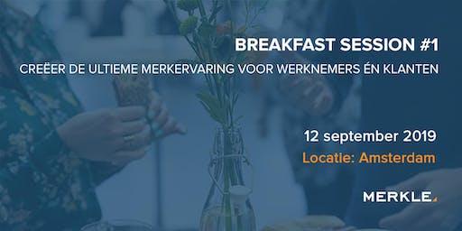 Breakfast Session:  de ultieme merkervaring voor werknemers én klanten