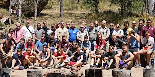 2020 Journey to Manhood Rite of Passage Camp!!