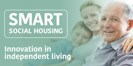 Smart Social Housing - Innovation in Independent Living tickets