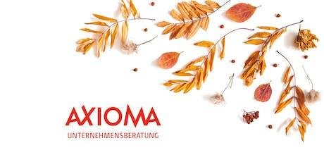 AXIOMA Tag der offenen Tür 2019 Tickets